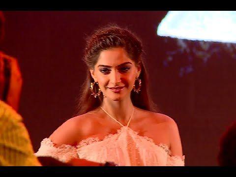 Sonam Kapoor at music launch of film MIRZYA.