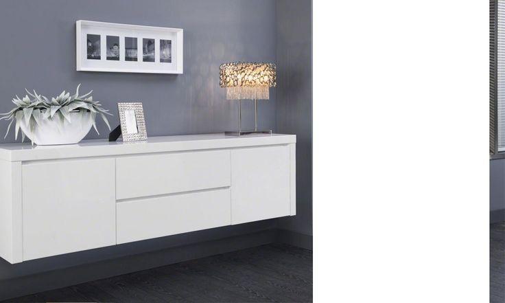 17 best ideas about buffet laqu on pinterest meuble tv laqu meuble tv no - Bahut suspendu design ...