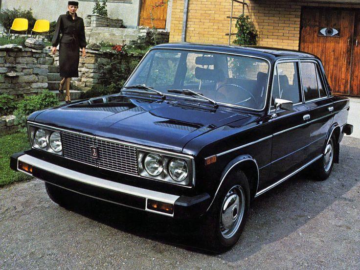 Lada 1500S (21061-37) '1978–83 .Экспортная версия ВАЗ 21061 для рынка Канады