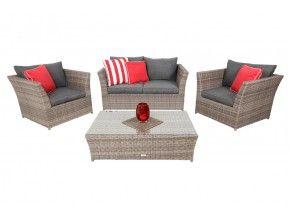 Medina - 2 4pc Sofa Set