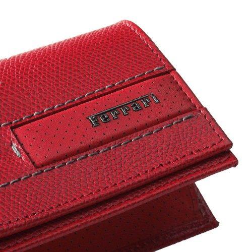 Ferrari GT Leather Glasses Case #ferrari #ferraristore #glasses #case #lady #man #calfskin #leather #stylish #madeinitaly #design #ss2014 #springsummer2014 #luxury #details #musthave #rossoferrari #redmaranello #madeinitaly