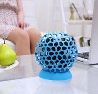Wish   Portable Flexible Usb Mini Fan Spherical Ventilador 4 Inch Ventilateur Usb Ventilador De Mesa Electric Baby Fan Abanicos Yelpaze