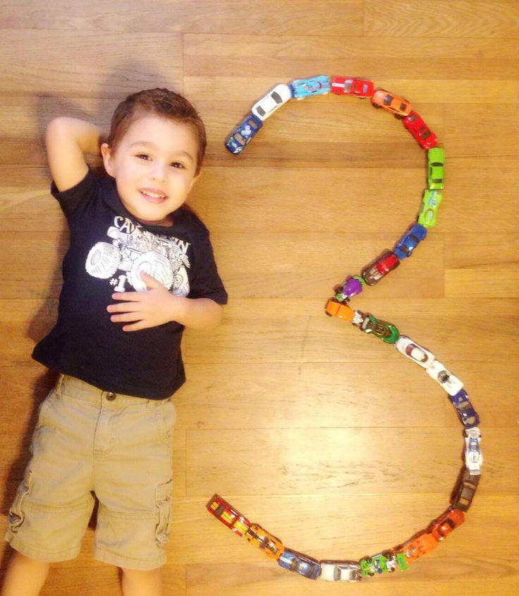 3 year old boy photo idea