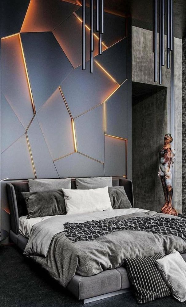 57 New Trend And Modern Bedroom Design Ideas For 2020 Part 40 Luxury Bedroom Master Luxurious Bedrooms Modern Bedroom Design