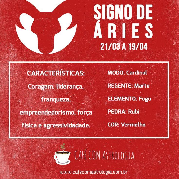 #áries #perfil #coragem #liderança #signos #zodíaco #astrologia #cafécomastrologia