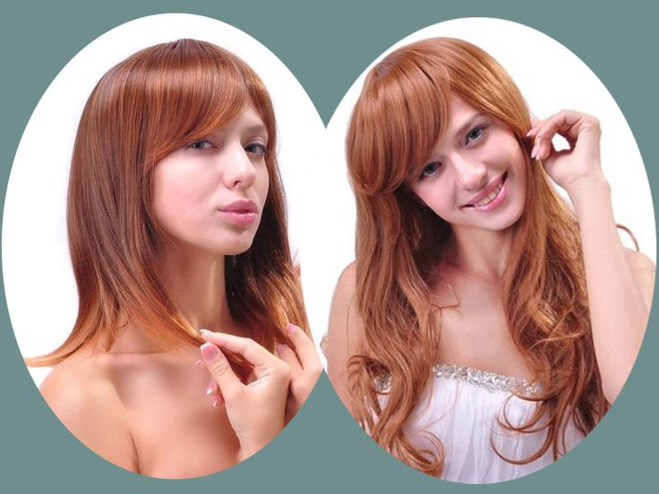 hair style for square before after hair styles with clip in extensions clip in 9386