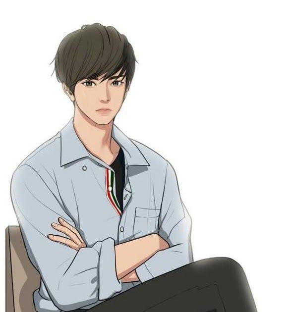Paling Bagus 13 Wallpaper Animasi Orang Korea Cogan Baru Line Webtoon Lee Suho The Secret Of Angel Kaskus Download Gambar Kartun Romant Kartun Animasi Chibi