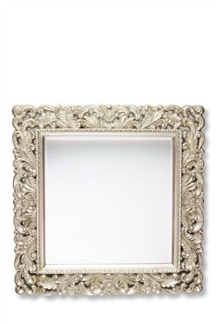 Buy Silver Mirror from the Next UK online shop