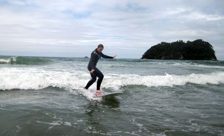 Take a private surf lesson for just you or with a friend. Learn how to surf the waves in leaps and bounds with a skilled tutor focussed on y...