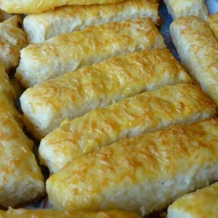 Puha sajtos rúd