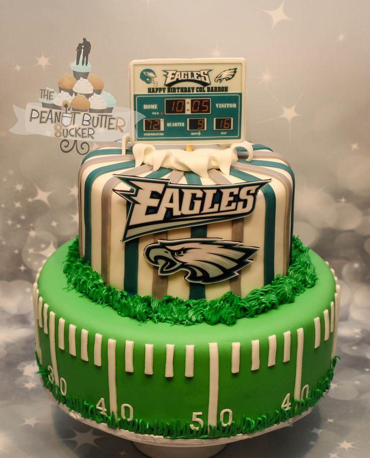 Philadelphia Cake Toppers