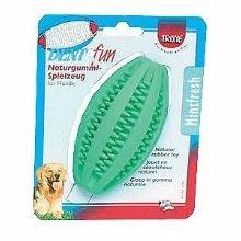 DentaFun Rugby míč s mátou 11 cm Trixie