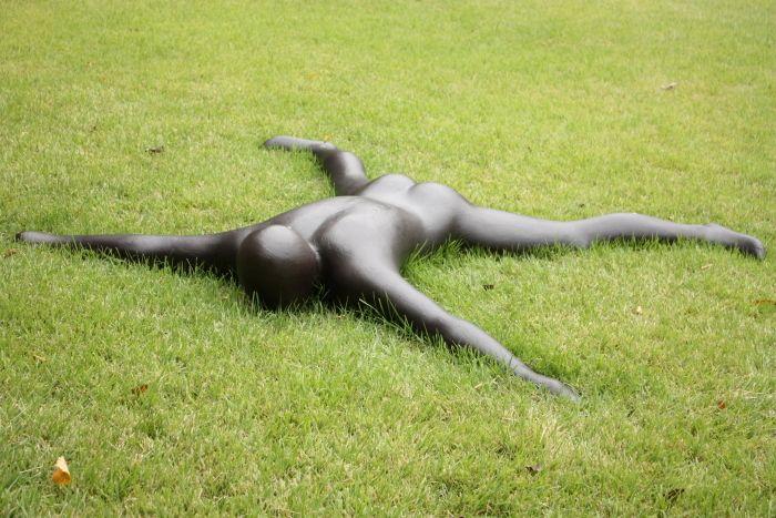 『アントニー・ゴームリー『密着』@箱根彫刻の森美術館』 | Antony gormley
