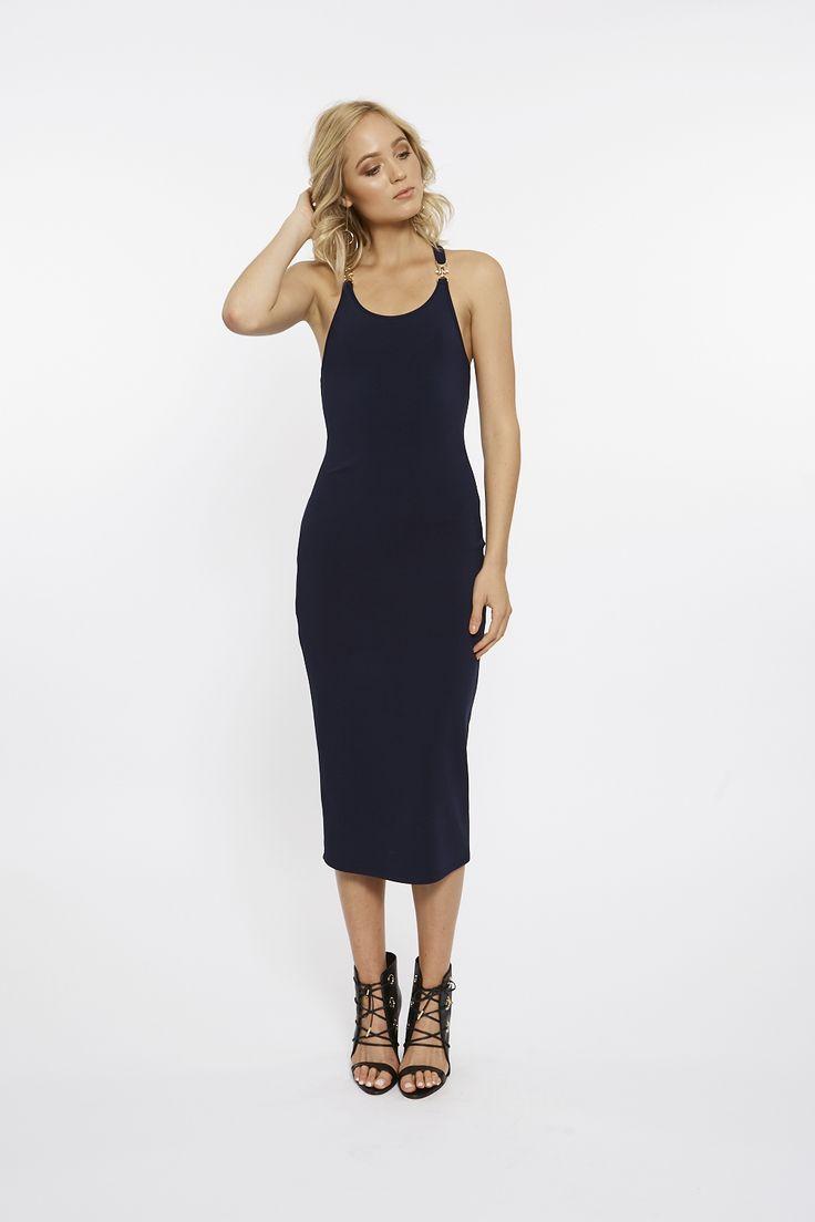Black dress goals - Eames Dress