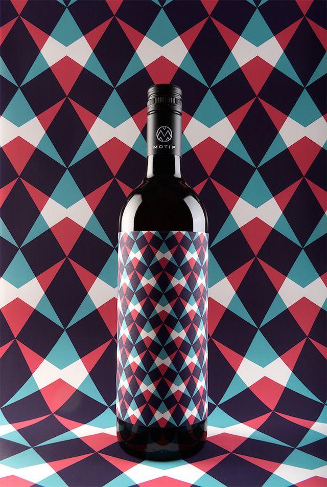 Motif Wine Packaging by En Garde 5