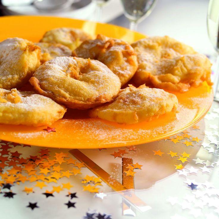 op Pinterest  Beignets, Bananen beignets en Suikerma?s beignets