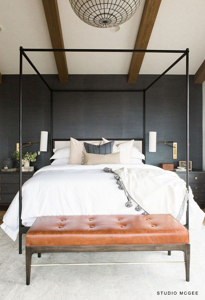 Best 25+ Iron canopy bed ideas on Pinterest | Canopy beds ...