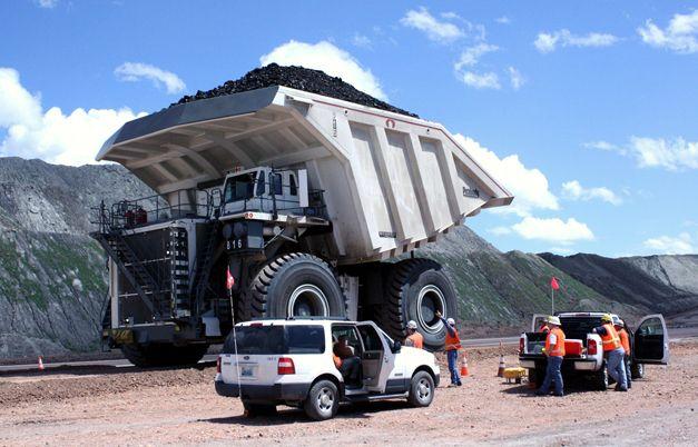 largest mine truck - rucks, World and Worlds largest on Pinterest