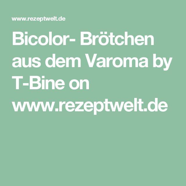 Bicolor- Brötchen aus dem Varoma by T-Bine on www.rezeptwelt.de