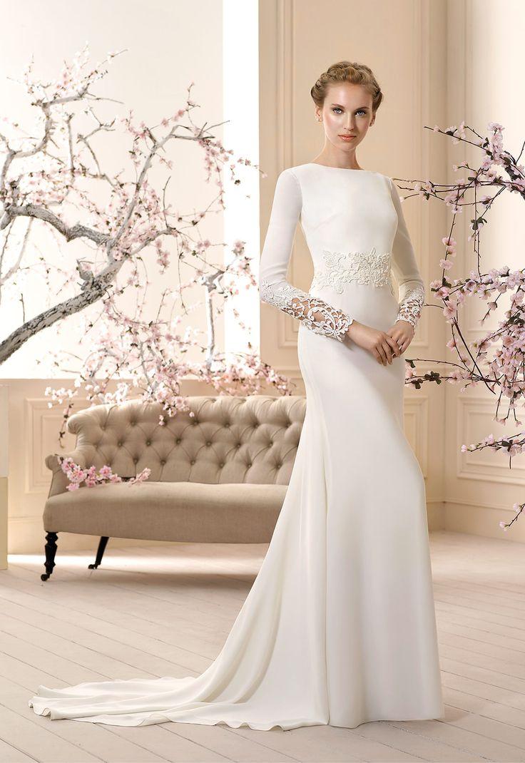 44 besten vestidos Bilder auf Pinterest | elegantes Hochzeitskleid ...