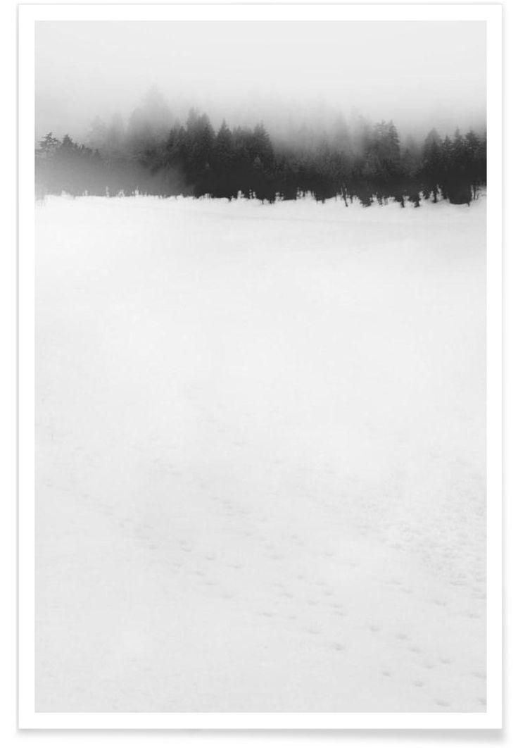 Landscape No. 30 as Premium Poster by typealive   JUNIQE