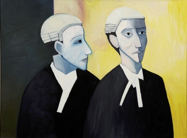 The Verdict by Robert Dickerson