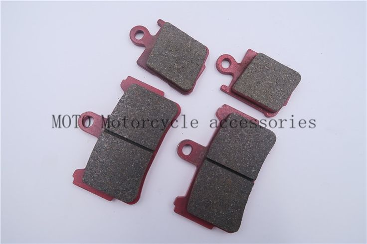 24.99$  Buy now - http://alif8j.shopchina.info/go.php?t=32799014637 - Ceramics Brake Pads For HONDA VFR1200 FA/FB VFS 1200 FDA/FDB (Automatic transmission) 2010-2013 Motorcycle Brake Disks Pads  #bestbuy
