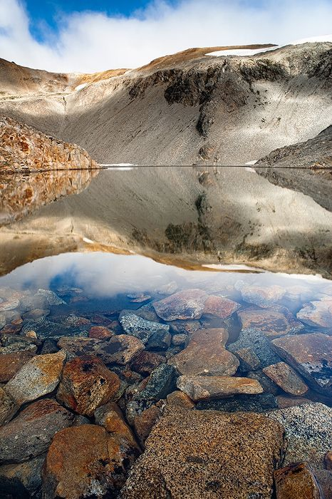 Laguna Jujuy-Nahuel Huapi National Park. Patagonia, Argentina.