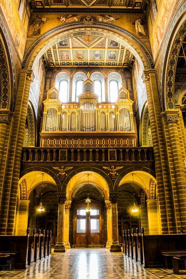Bazilika részlet