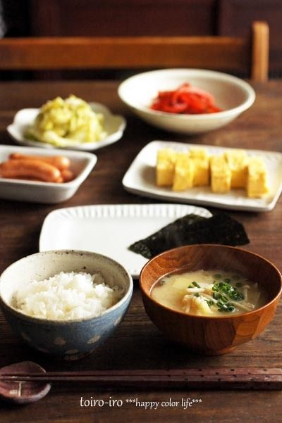 45 best japanese breakfast cooking images on pinterest japanese japanese breakfast forumfinder Choice Image