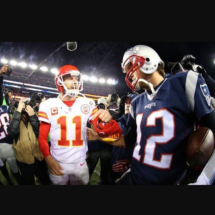 What do you guys expect from the #Chiefs and #Patriots tonight!? A Tom Brady win or a Kansas City upset? -- #nfl #nflmemes #patriotspride #fantasyfootball #newenglandpatriots #newengland #tnf #thursdaynightfootball #chiefskingdom #kansascitychiefs #arrowheadpride #tombrady #gronk #billbelichick #kareemhunt #alexsmith #traviskelce #fantasy #fantasylife #fantasy2017 #fantasyworld #fantasyfootballchamp  #fantasyfootballaddict #fantasyfootballadvice #fantasyfootballandbeer…