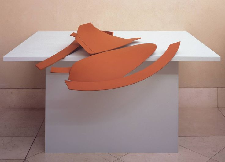 Sir Anthony Caro 'Piece LXXXII', 1969 © The estate of Anthony Caro/Barford Sculptures Ltd  http://www.tate.org.uk/art/artworks/caro-piece-lxxxii-t01151