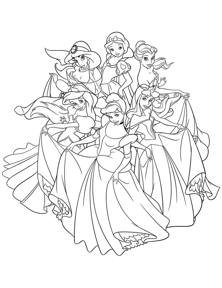 Fabuleux 43 best Coloriages de Disney gratuit! - Free Disney coloring pages  GH13