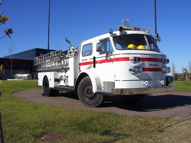 17 Best Images About American Lafrance Fire Apparatus On