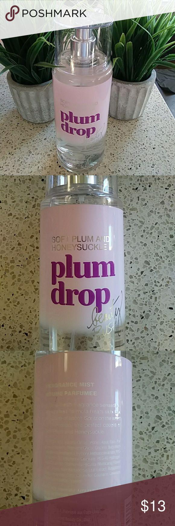 I just added this listing on Poshmark: Victoria Secret Body Spray plum drop beauty rush. #shopmycloset #poshmark #fashion #shopping #style #forsale #victoria secret #Other