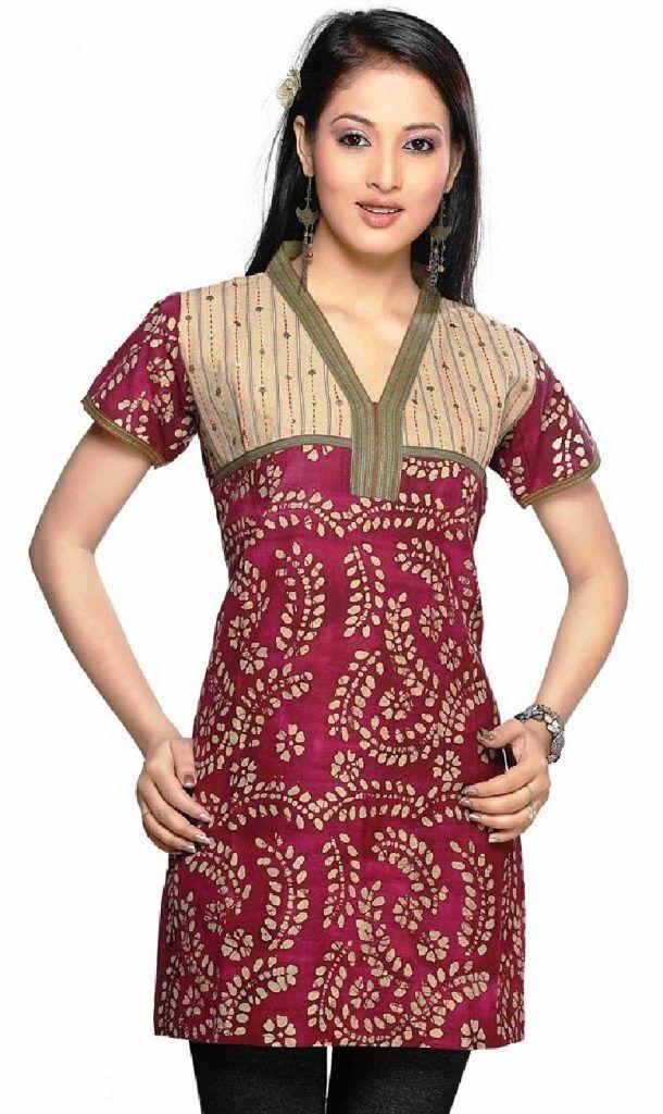 Model Baju Wanita Atasan Batik