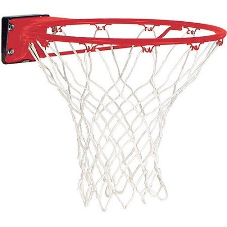 Spalding Rim, Red, Multicolor