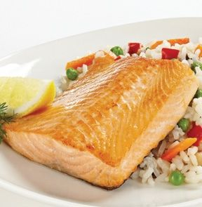 Arctic Charr Fillet - Related to salmon and lake trout, this fish provides a good source of omega-3 polyunsaturated fatty acids and tastes great with a mild sauce.