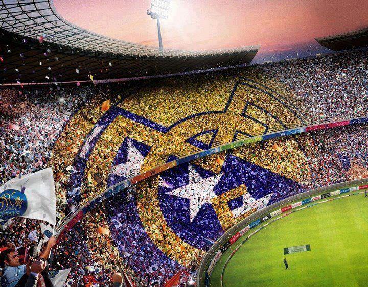 Real Madrid Mosaico