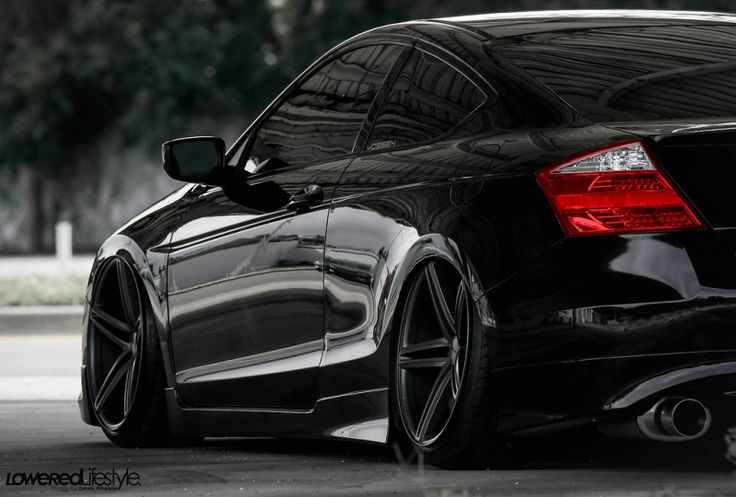 Image for Honda Accord Coupe 2010 Slammed