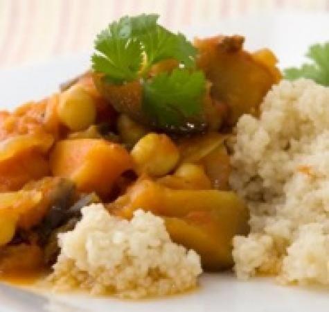 Marokkaans kikkererwtenstoofpotje • EVA, verleidelijk vegetarisch