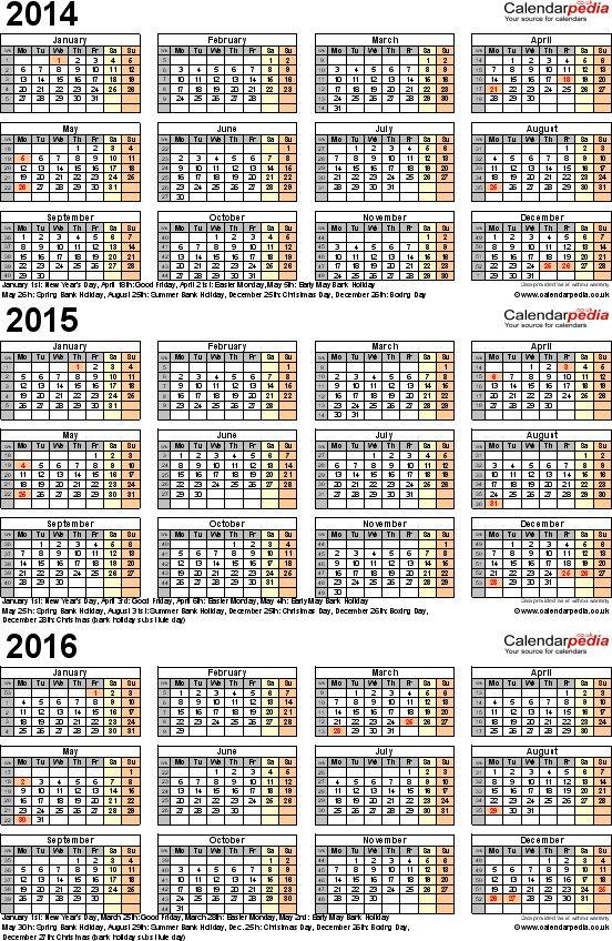 58 best calendar images on Pinterest Sample resume, American - sample 2015 calendar