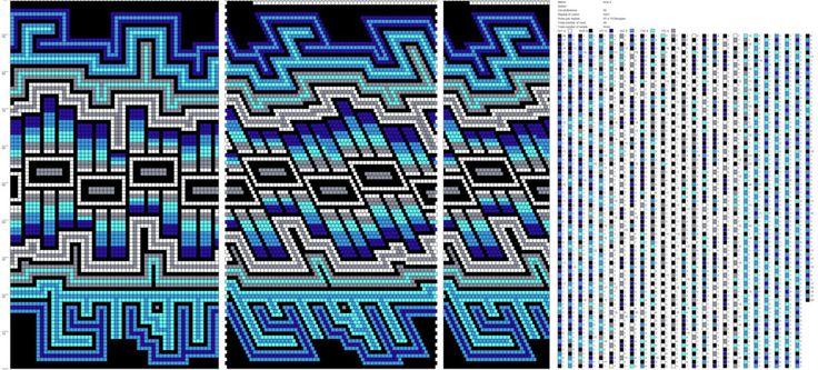 Inca Braclet Pattern