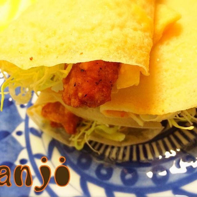 簡単でしたー(◍′◡‵◍) - 75件のもぐもぐ - くららさんの料理 お手軽簡単っ!ブリトー☆ by sanji12