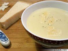 Soupe d'hiver express au chou blanc