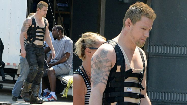 Channing Tatum's Bizarre New Look in the Wachowskis' Jupiter Ascending