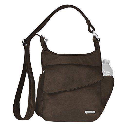 Amazon.com: Travelon Anti-Theft Classic Messenger Bag: Clothing