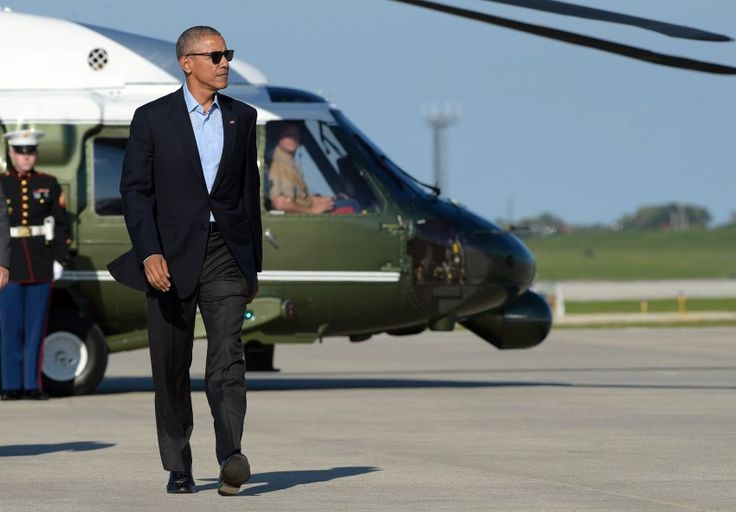 Besuch: US-Präsident Obama kommt noch einmal nach Deutschland - SPIEGEL ONLINE - Politik