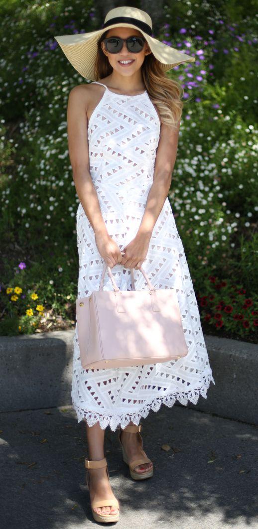 1000  ideas about White Sundress on Pinterest  Sundresses ...