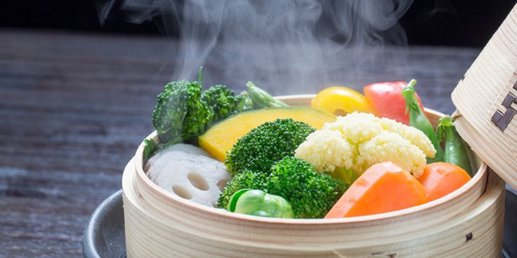 If you don't want to eat your veggies raw, what's the healthiest way to cook vegetables? We'll start with the least healthy and work our way down.